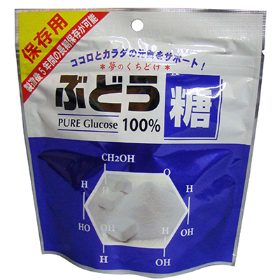 5年保存ぶどう糖 12袋×6ケース