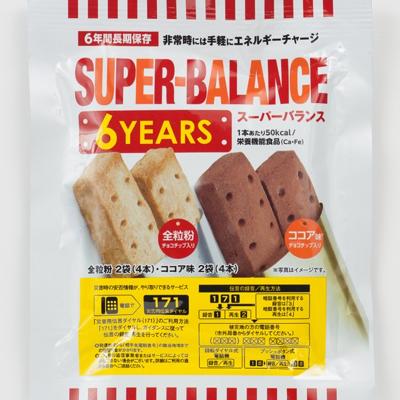 SUPER BALANCE 6YEARS スーパーバランス (20袋入り)