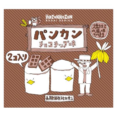 パンカン チョコチップ味(24缶セット)