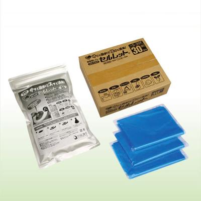 トイレ凝固剤セルレット30回セット