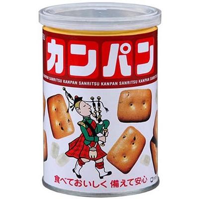 缶入りカンパン100g(24食入)【軽減税率対応商品】