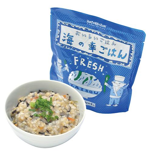 おいしいごはん 海の幸ごはん(25食セット)【軽減税率対応商品】