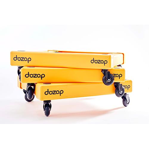 コンパクト樹脂製台車dozop SEL-1