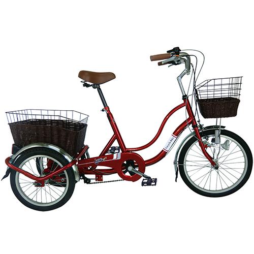 SWING CHARLIE911  ノーパンク三輪自転車G
