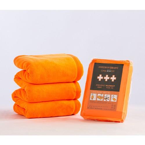 非常用圧縮毛布【EB-201BOX】(10枚セット)