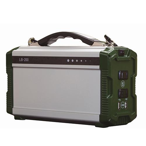 ポータブル蓄電池エナジー・プロmini(LB-200)