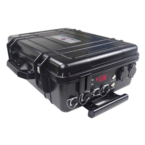 大容量キャリータイプ蓄電池PGJ-3600