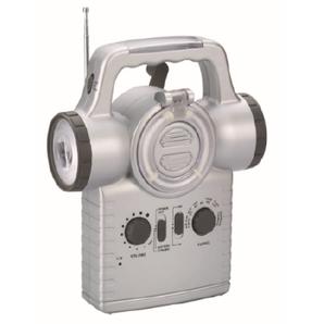 緊急ラジオライト「アポロン」