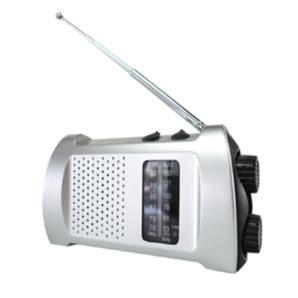 ファッショナブルダイナモラジオ