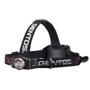 ジェントス LEDヘッドライト GH-009RG